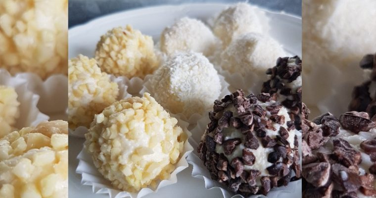 "Low Carb ""Raffaello"""