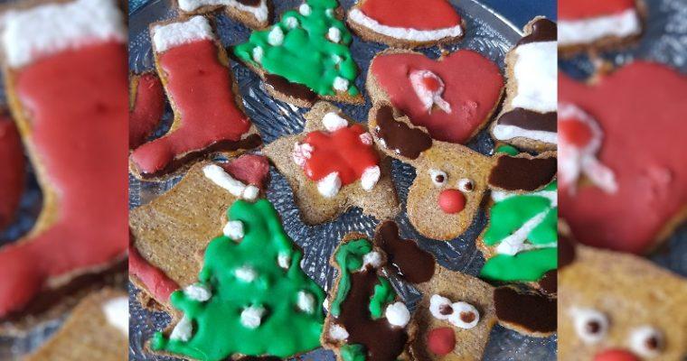 Lowcarb Kerstkoekjes
