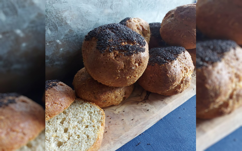 Low Carb Witte Broodjes
