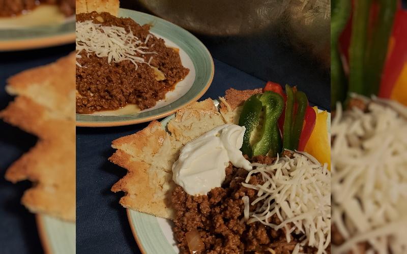 Nacho's met Tacogehakt | Lowcarb-rita.nl